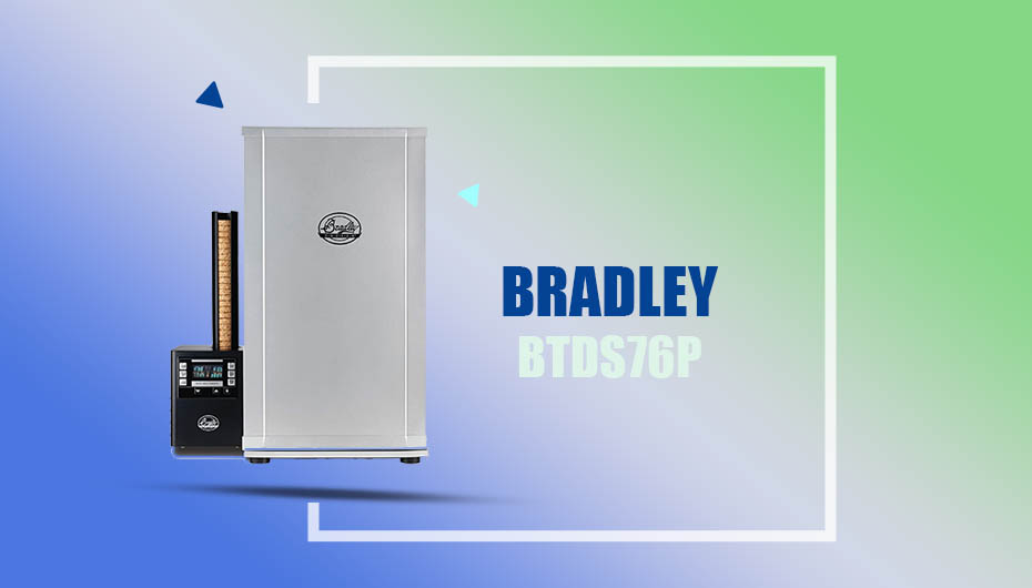 Bradley Smoker BTDS76P Electric Smoker