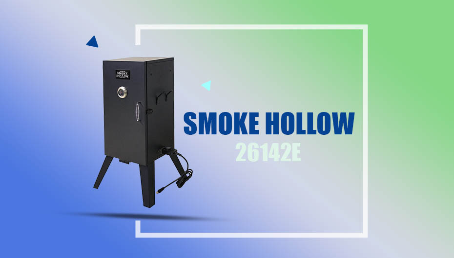 Smoke Hollow 26142E Smoker