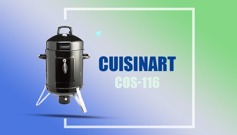 Cuisinart COS-116 Electric Smoker