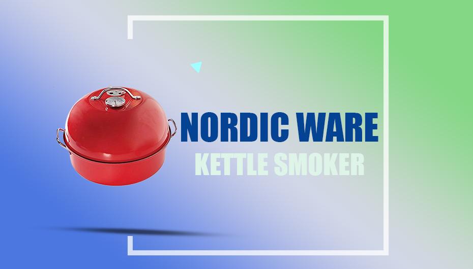 Nordic Ware Electric Smoker