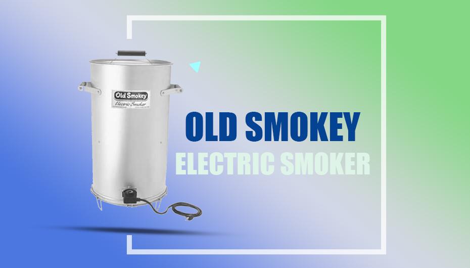 Old Smokey Portable Smoker