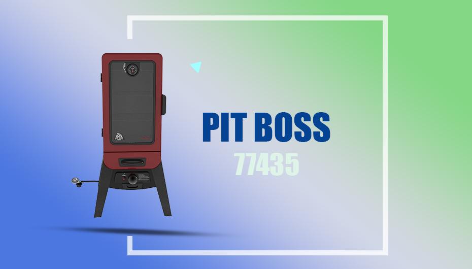 Pit Boss 77435 Electric Smoker