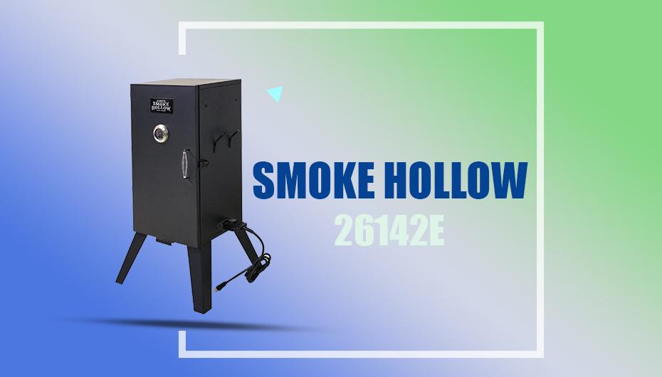Smoke Hollow 26142E Electric Smoker