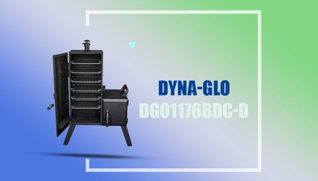 Dyna-Glo DGSS1382VCS-D Offset Charcoal Smoker