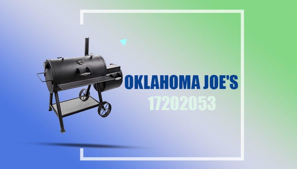 oklahoma joe's longhorn reverse flow smoker