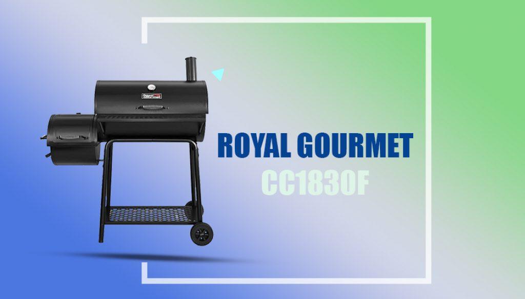 Royal Gourmet CC1830F