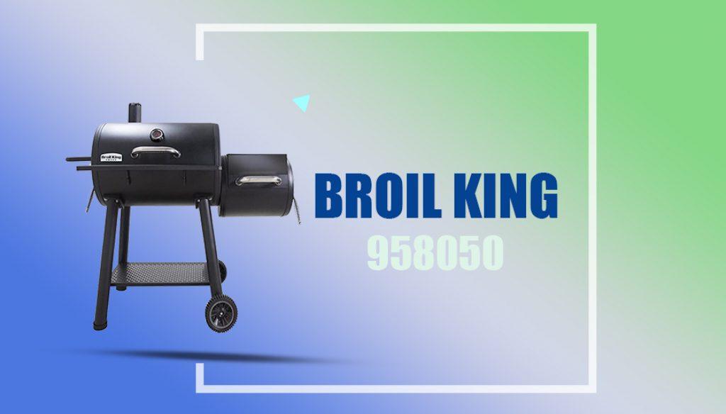 Broil King 958050 Offset Smoker