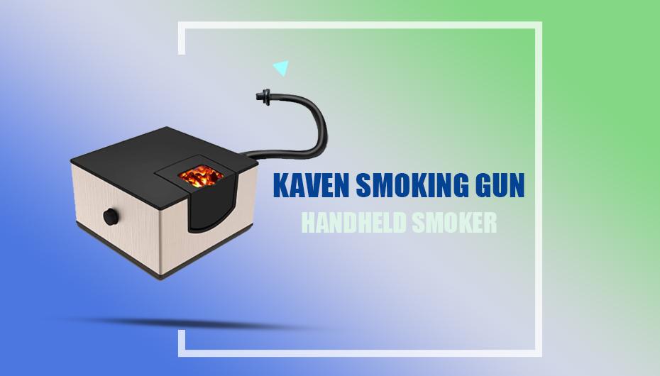 Kaven Smoking Gun smoker