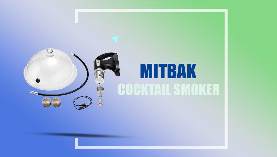 MITBAK Cocktail Indoor Smoker