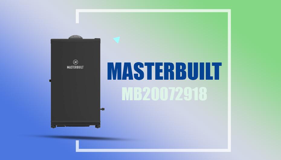 Masterbuilt MB20072918