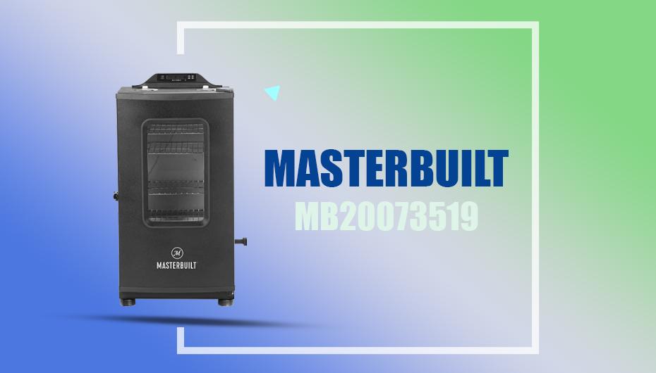 Masterbuilt MB20073519 Digital Electric Smoker
