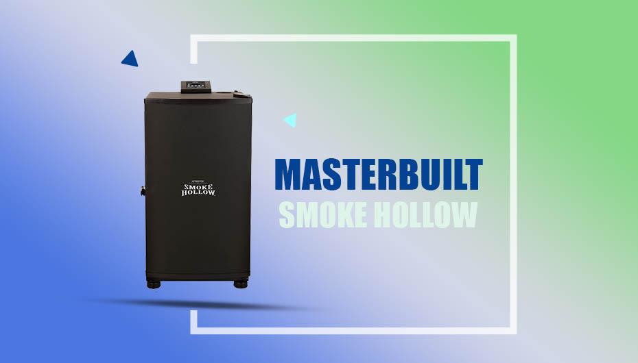 Masterbuilt Smoke Hollow SH19079518 Electric Smoker Under 200