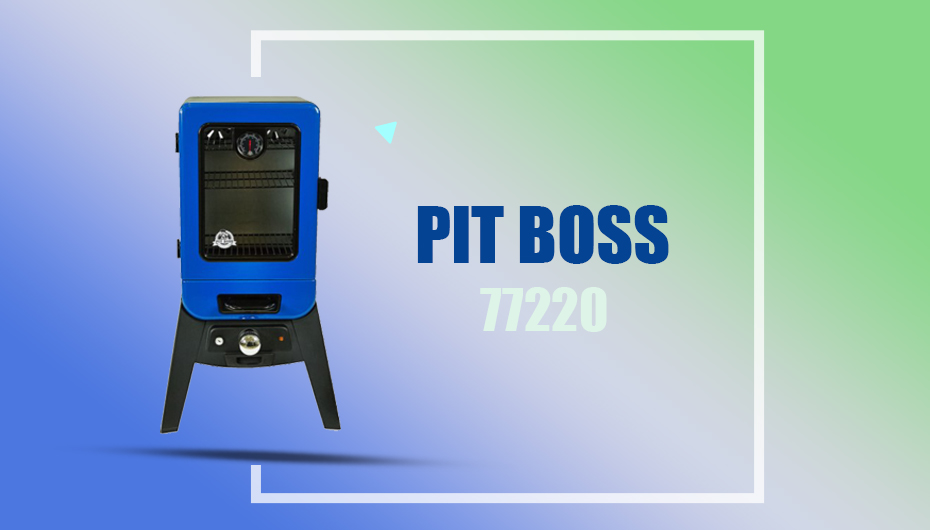 PIT BOSS 77220 2.2 Analog - Best Electric Smoker for the Money