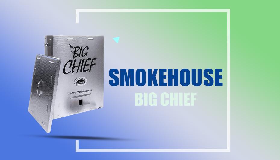Smokehouse Big Chief Electric Smoker Under 200