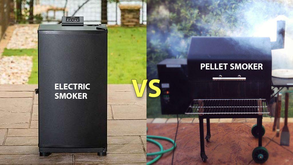 Electric vs pellet smoker