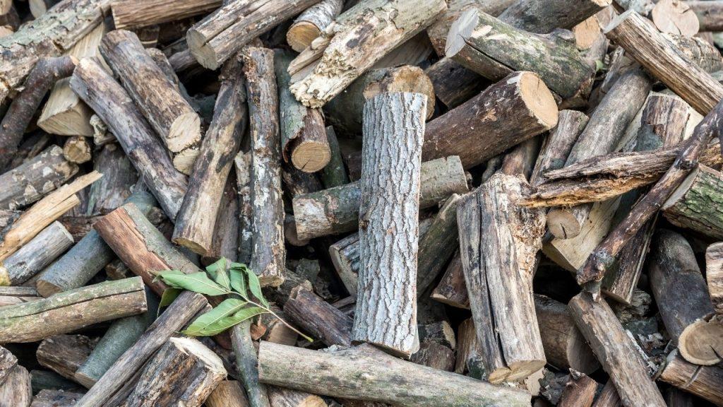 Mesquite Wood for Smoking Brisket