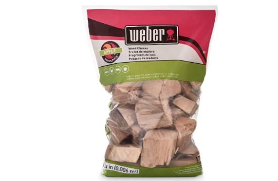 Weber 17139 Apple Wood Chunks